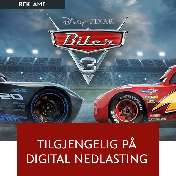 Stream Promo - Cars 3 - Home Ents