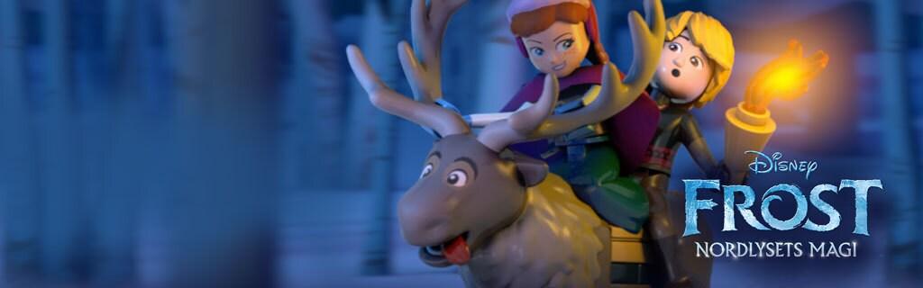 NO - Frozen: Northern Lights - Homepage Hero