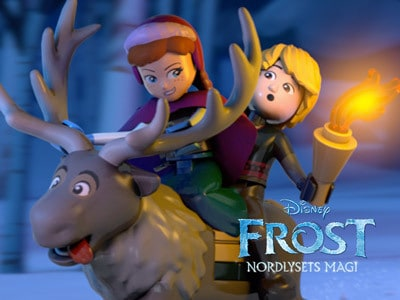 Frost: Nordlysets Magi