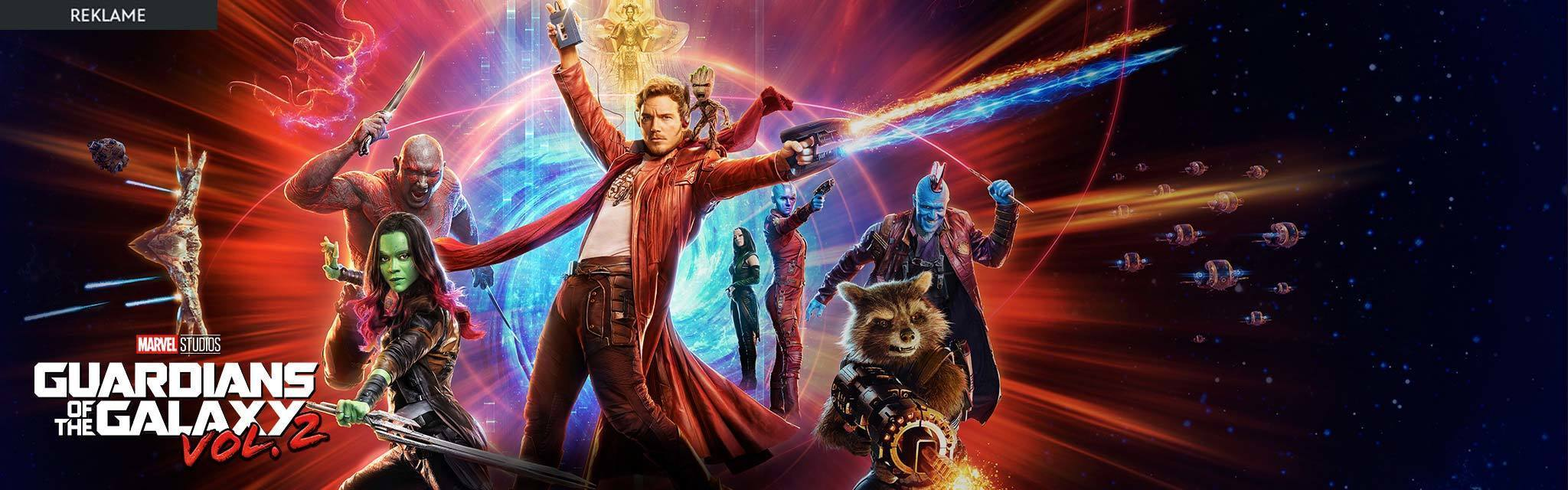 GOTG2 - Digital Download - Hero