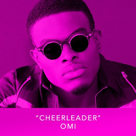 """Cheerleader"" by OMI"