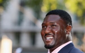 Actor Nonzo Anozie