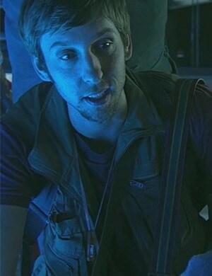 Norm Spellman as Joel David Moore