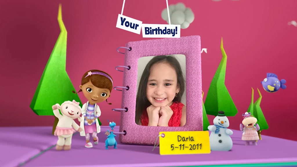 Disney Junior Birthday Book 2018 November Album 3