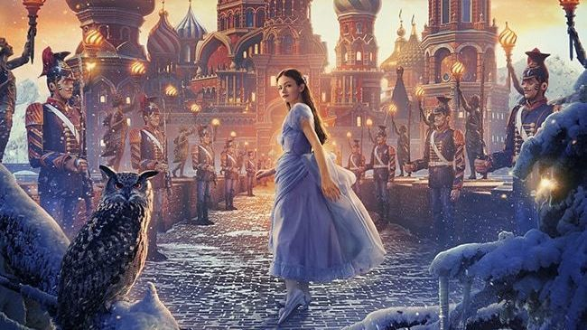 See the Beautiful New Poster for The Nutcracker and the Four Realms