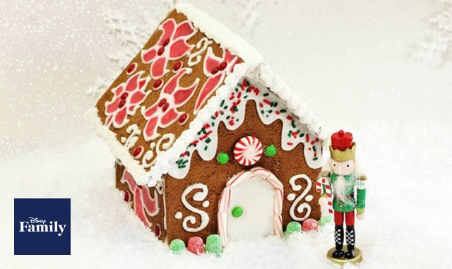 This Nutcracker Inspired Gingerbread House Is Fit For A Ballerina