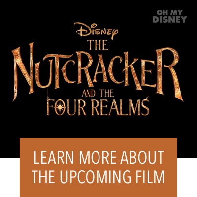LEARN ABOUT THE NUTCRACKER AND THE FOUR REALMS