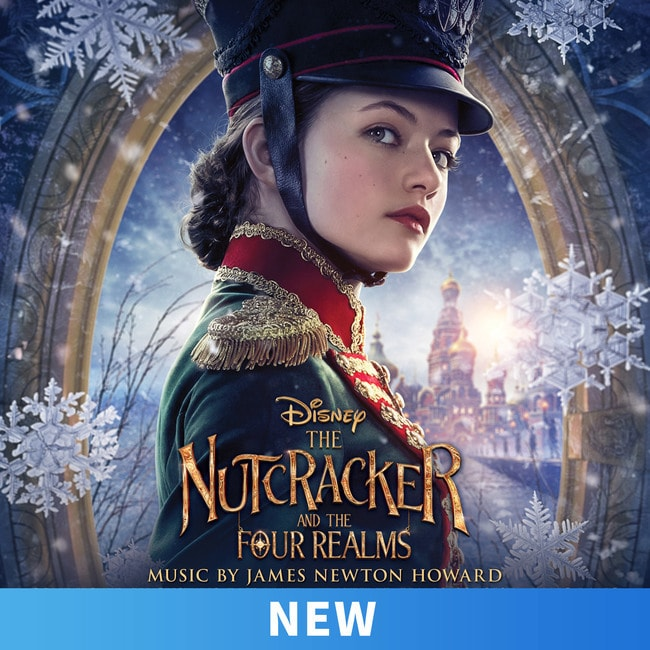 The Nutcracker and the Four Realms: Soundtrack