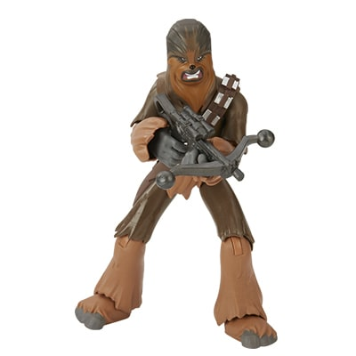 Chewbacca action figure (4/17/20) Gradient Removed