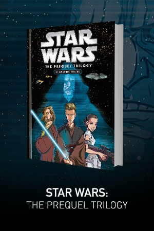 Star Wars: The Prequel Trilogy Graphic Novel