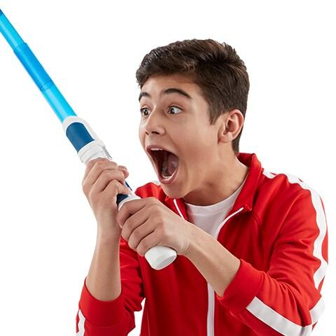 Star Wars Scream Saber Lightsaber