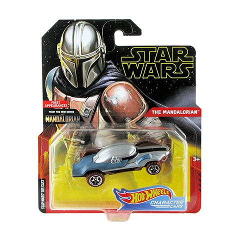 The Mandalorian™ Hot Wheels Character Car