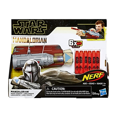 The Mandalorian™ NERF Rocket Gauntlet