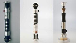 Obi-Wan Kenobi's Lightsabers