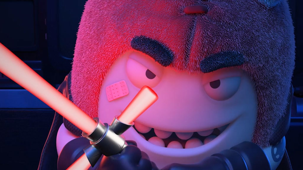 Oddbods | Star Wars Fans