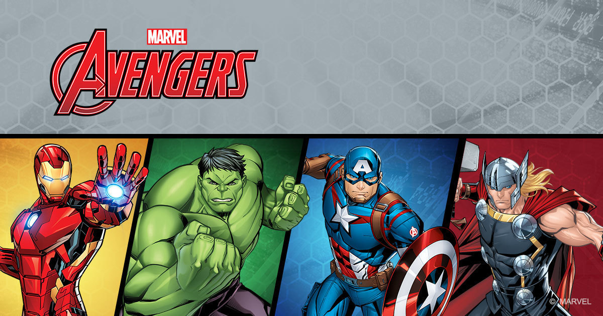 Avengers 2 Characters