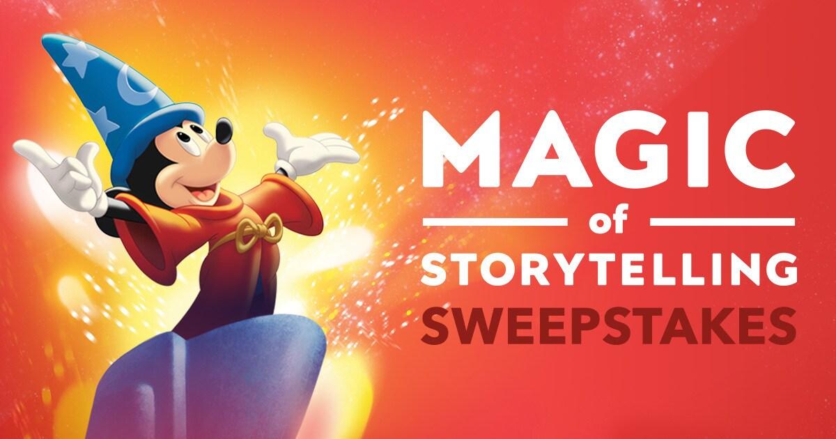 Magic of Storytelling | Disney Partners