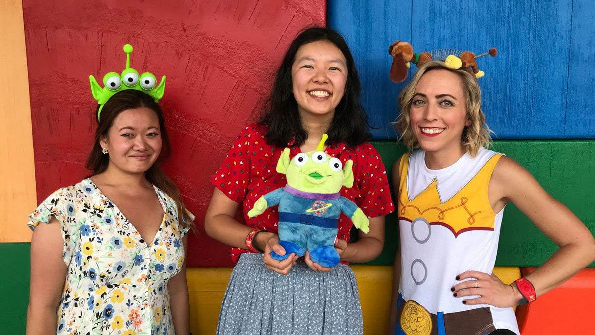 Toy Story Land Made Us Feel Like Kids Again, and Here's Why