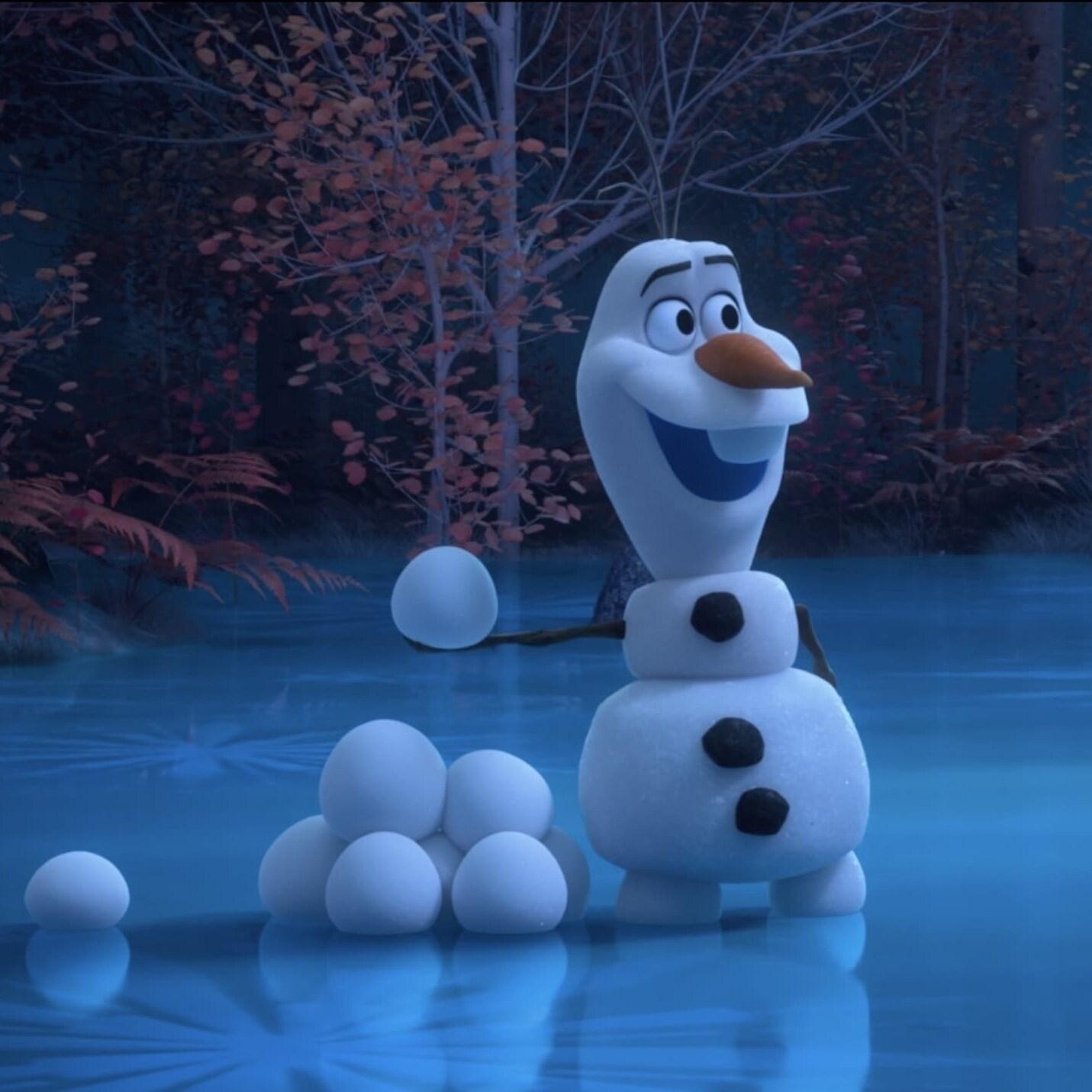 """Disfruta la nueva serie digital """"En casa con Olaf"""""""