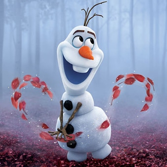 Olaf's funniest moments from Disney's Frozen 2
