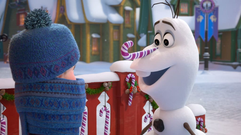 Olaf's Frozen Adventure - Official Trailer