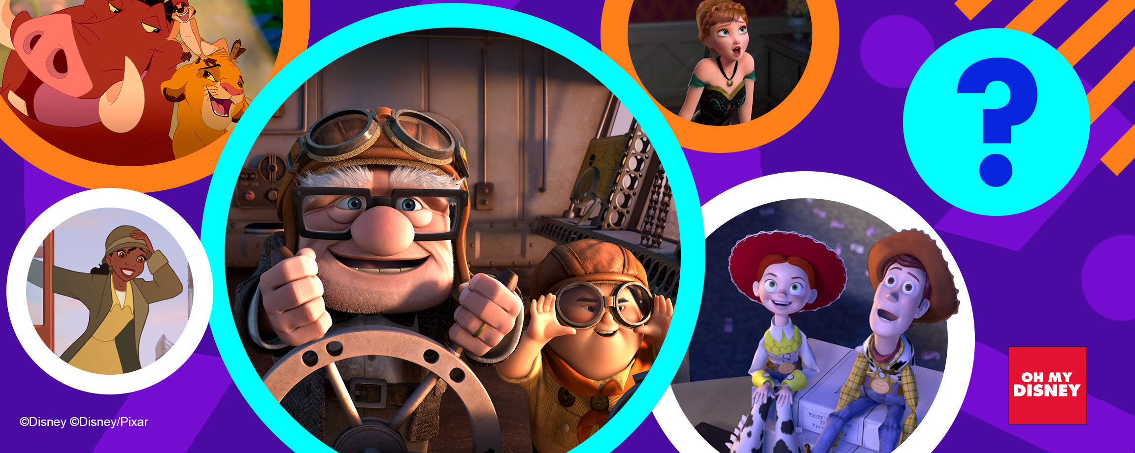 Get 100% On This Quiz to Prove You're The Ultimate Disney And Pixar Fan