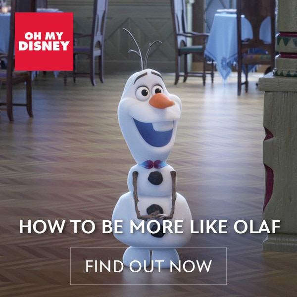 OMD - HOW TO BE MORE LIKE OLAF