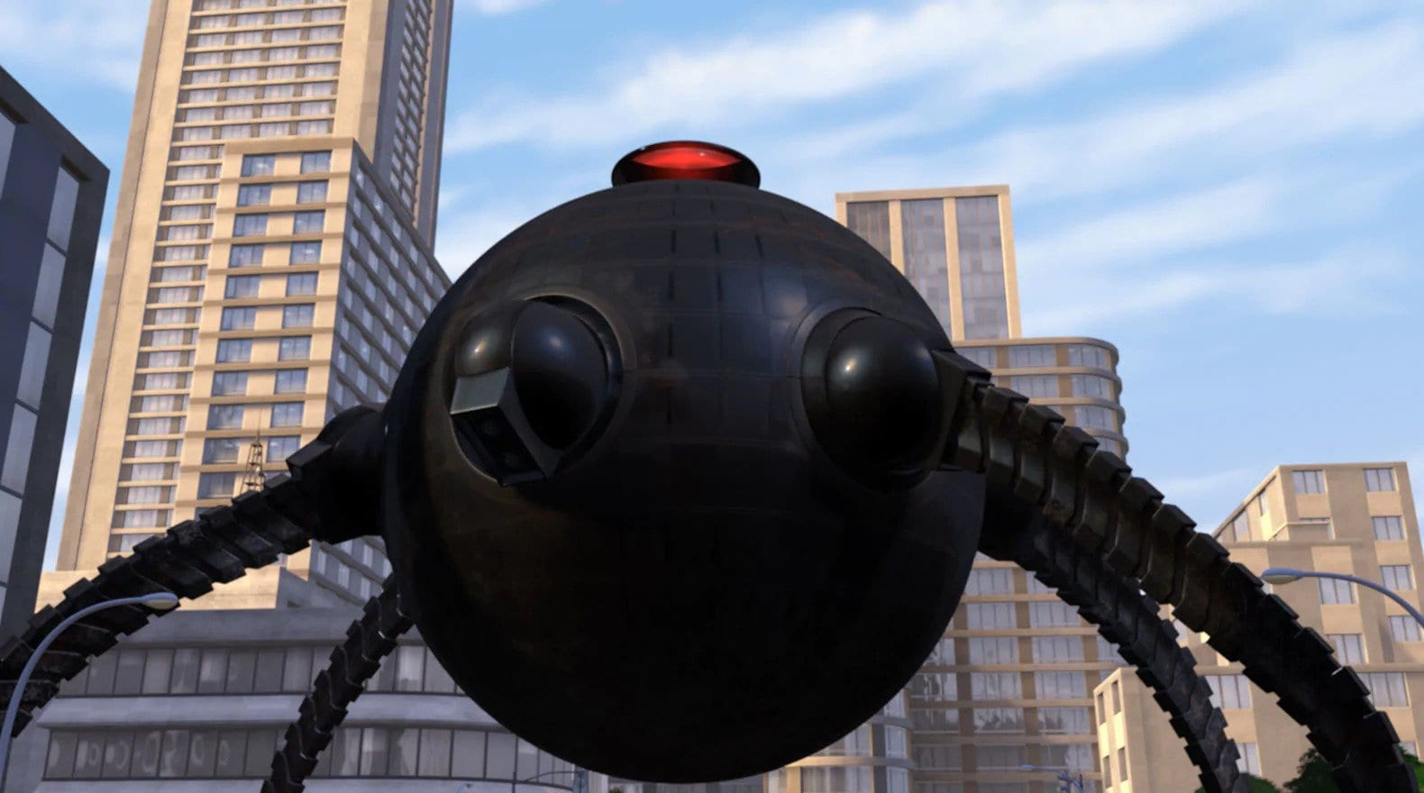 Omnidroid in The Incredibles