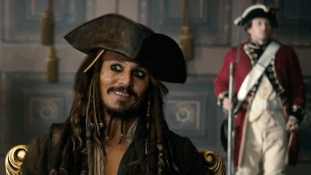 ตัวอย่าง Pirates of the Caribbean: On Stranger Tides