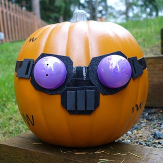Keep It Clean This Halloween With This Star Wars Resistance Pumpkin
