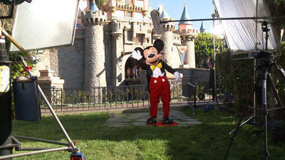 On the Spot: A Date with Mickey