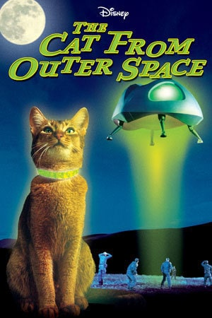 The Cat from Outer Space | Disney Movies