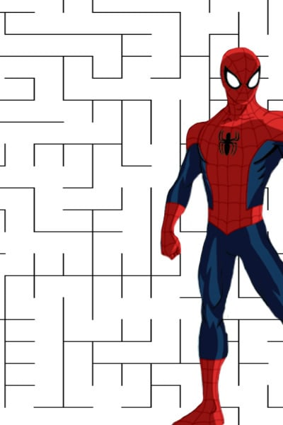 Ultimate Spider-Man: el laberinto de los Web Warriors