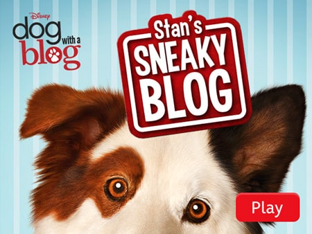 Dog With A Blog Stans Sneaky Blog Disney Lol Games