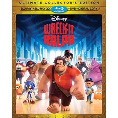 4-Disc 3D Combo Pack