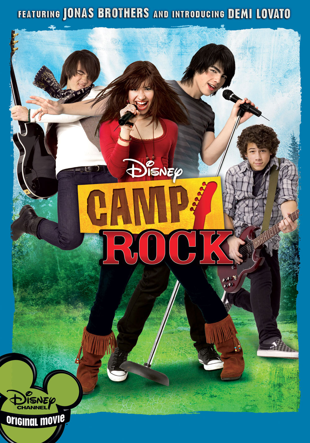 camp rock full movie free streaming