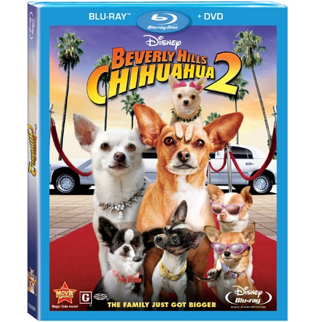 Beverly Hills Chihuahua 2 Blu-ray™ Combo Pack