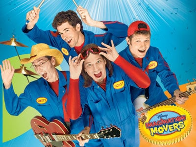 Imagination Movers Products