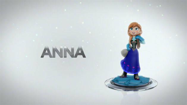 Anna - Frozen - Disney Infinity