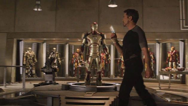 Tráiler exclusivo - Iron Man 3