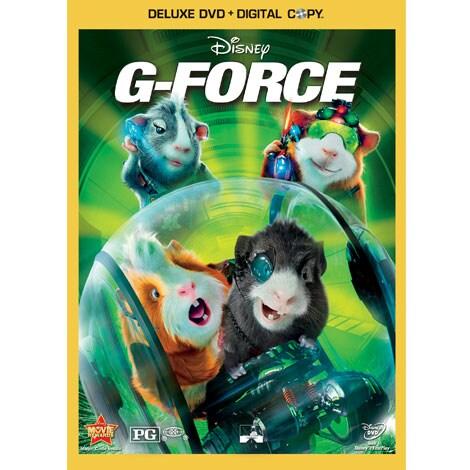 G Force Disney Movies