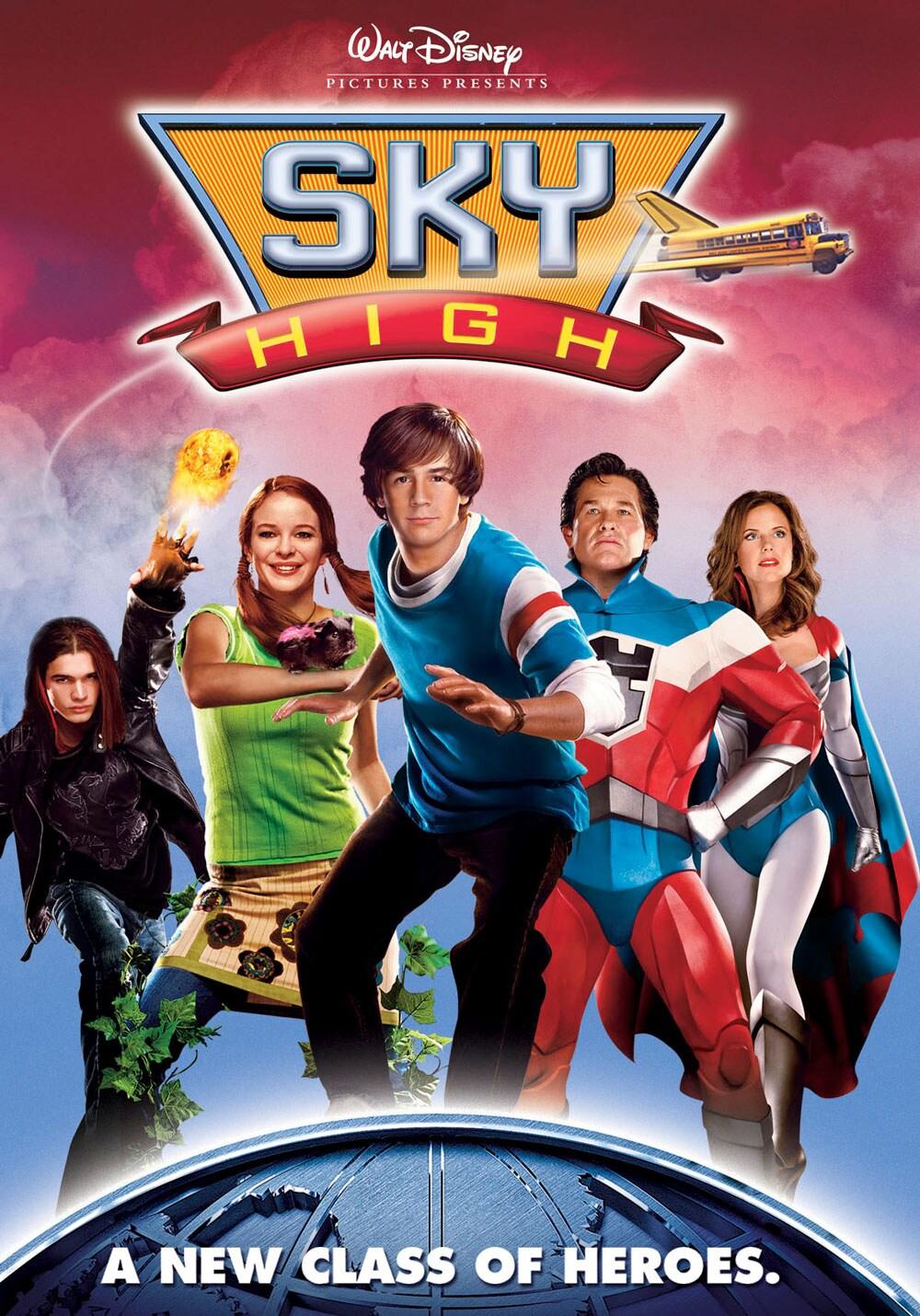 Sky high escola de super herois online dating