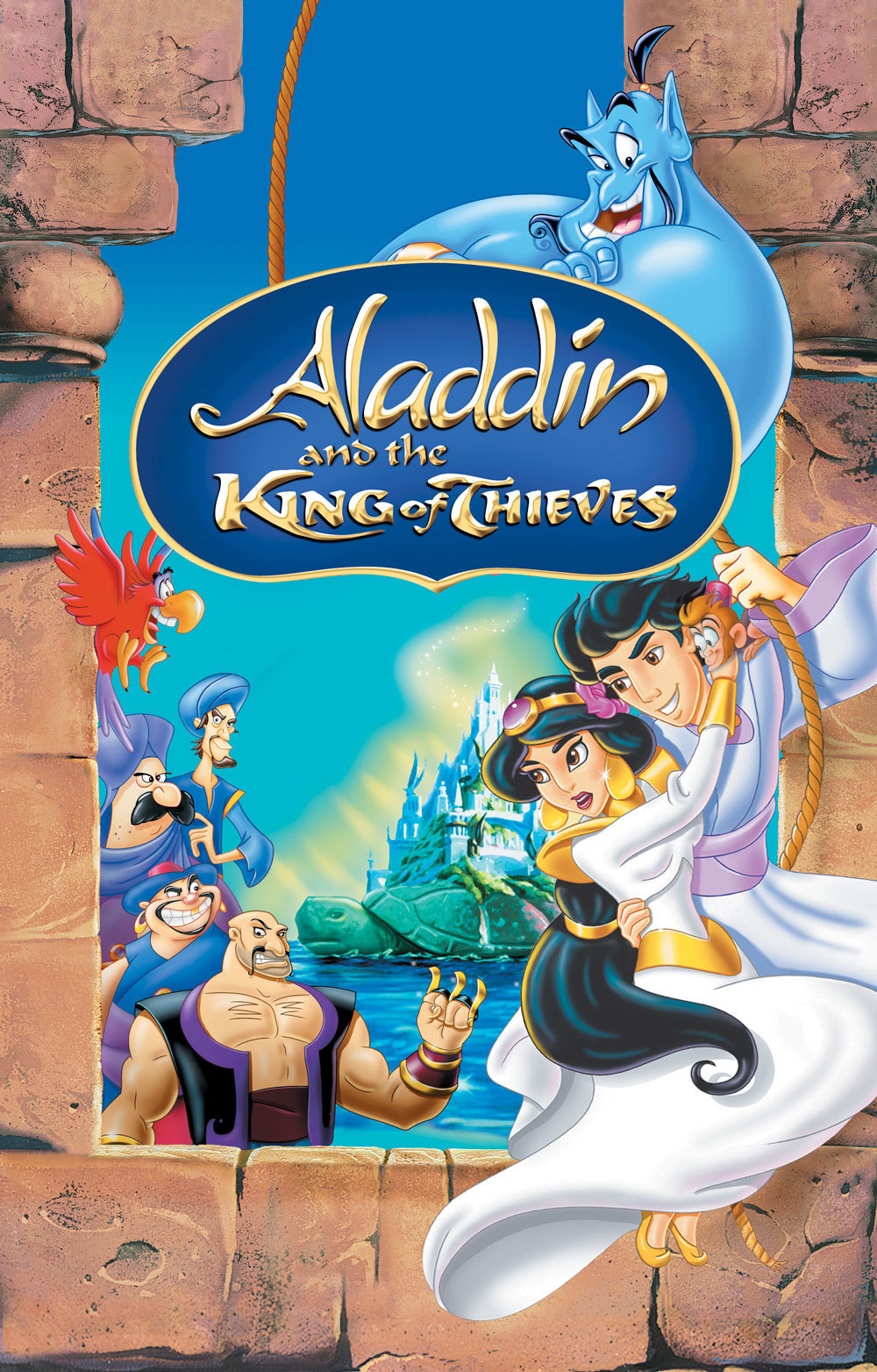 Aladdin And The King Of Thieves Disney Movies