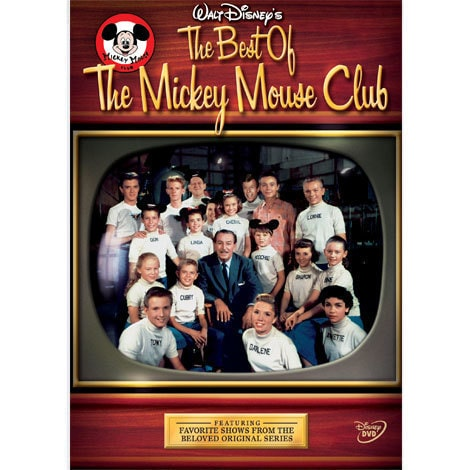 The Best Of The Mickey Mouse Club DVD