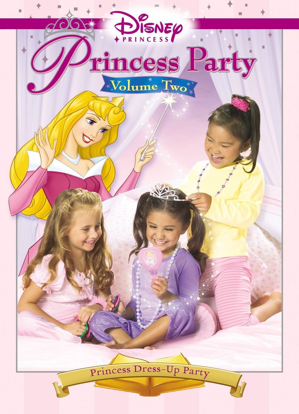 Disney Princess | Princess Party Volume 2 | Princess Dress-Up Party movie poster