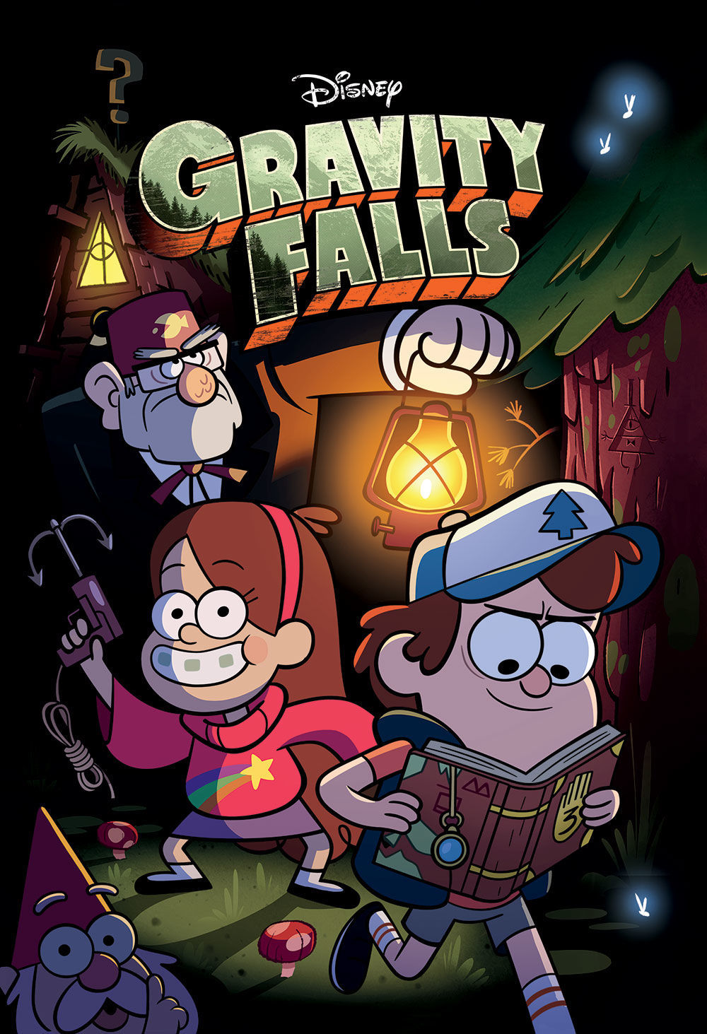 Gravity Falls Six Strange Tales 3 – Headhunters ผจญภัยเมืองมหัศจรรย์