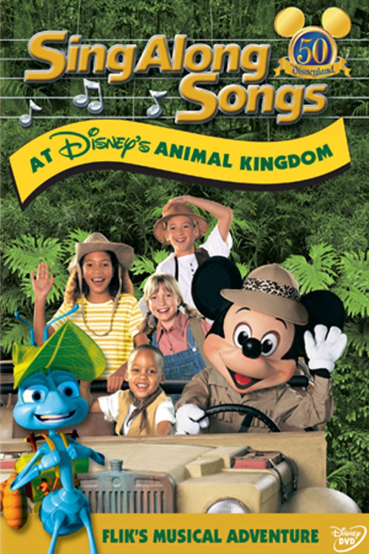 Sing Along Songs At Disney's Animal Kingdom | Flik's Musical Adventure poster