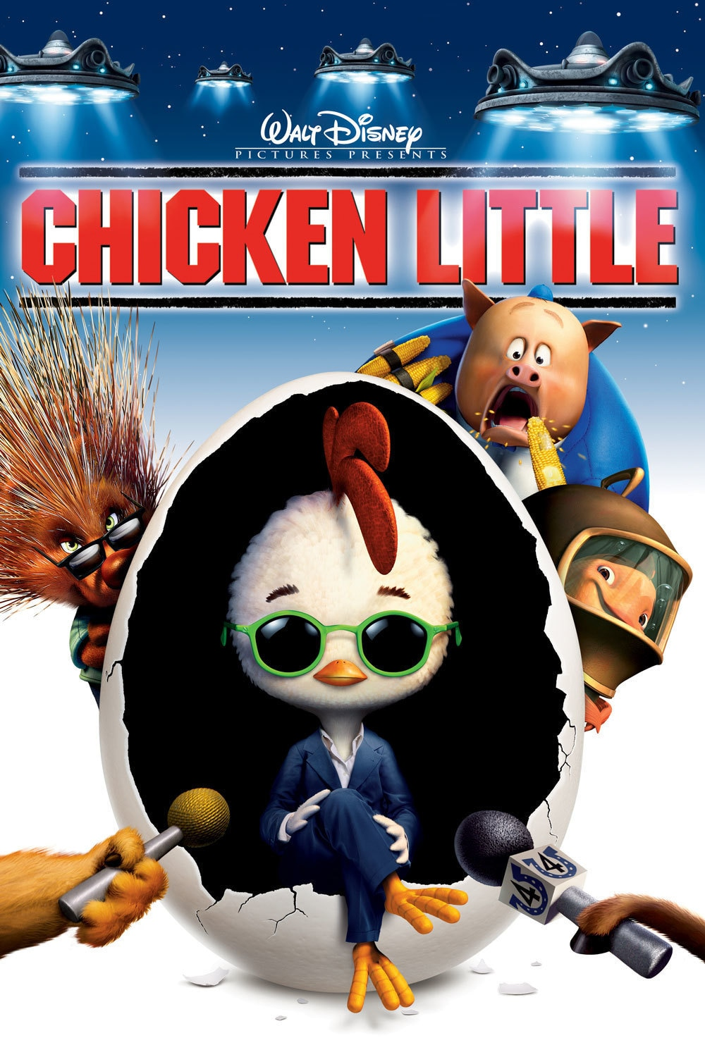 Chicken Little Disney Movies