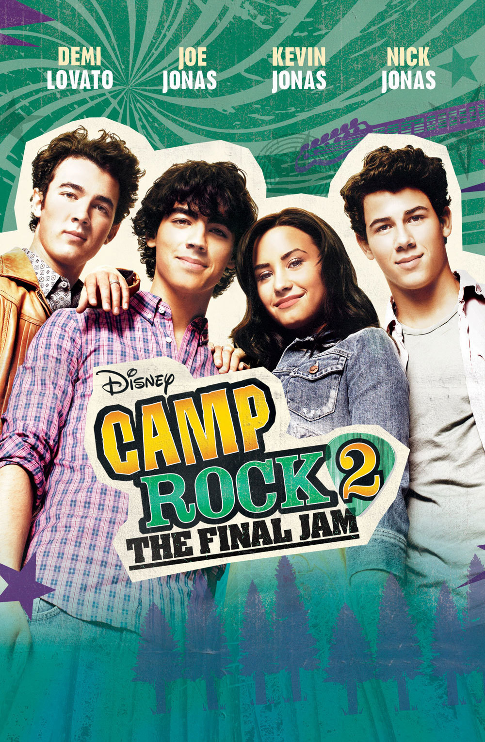 Camp Rock 2: The Final...