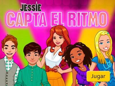 Jessie - Capta el ritmo